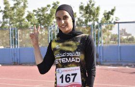 دوومیدانی جوانان دختر کشور در شهرکرد   قهرمانی تهران با هفت طلا