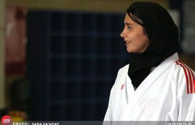 میدان سرنوشت رزیتا علیپور در انتخابی المپیک   نیمه شب در پاریس