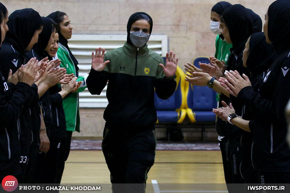 نرگس علوانی : خوزستان معدن دختران فوتسالیست است   ذهنیت قهرمانی داشتیم