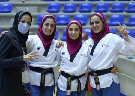 شش مدال دختران پومسه ایران در لبنان | ایران نایب قهرمان آسیا شد
