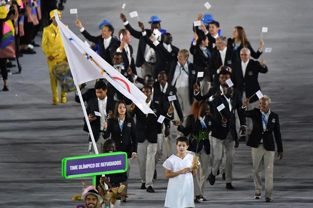 درباره تیم پناهندگان المپیک توکیو بیشتر بدانید
