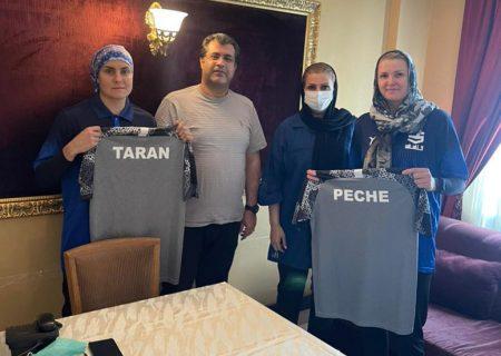 هندبالیستهای روس به تیم اشتاد سازه مشهد پیوستند