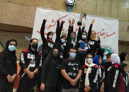ووشو انتخابی تیم ملی جوانان | تهران با درخشش تالوکارها قهرمان شد