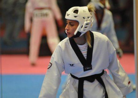 المپیک توکیو   شکست دینا پوریونس تکواندوکار ایرانی تیم پناهندگان