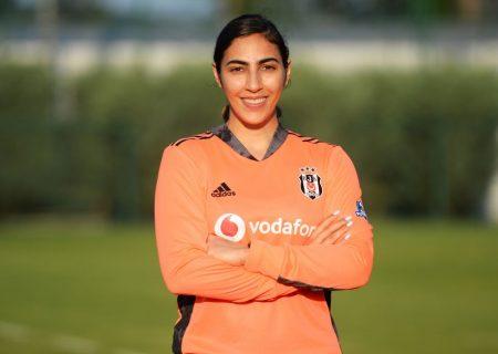 مریم یکتایی : میخواهم در لیگ قهرمانان بازی کنم   از بازی برای تیم ملی استقبال میکنم
